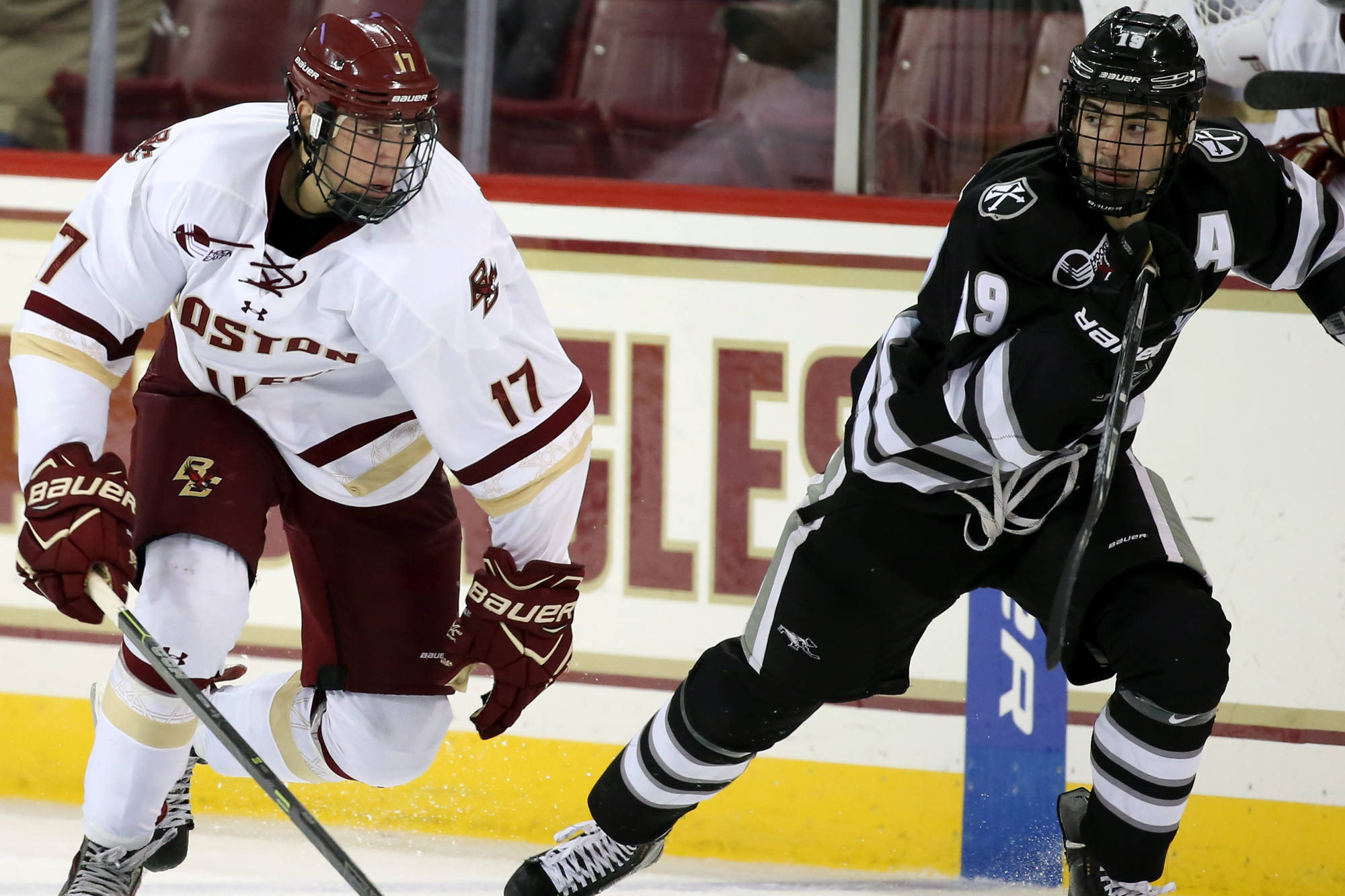 Hockey East: Wins Over BC, BU Have Providence Back On Track