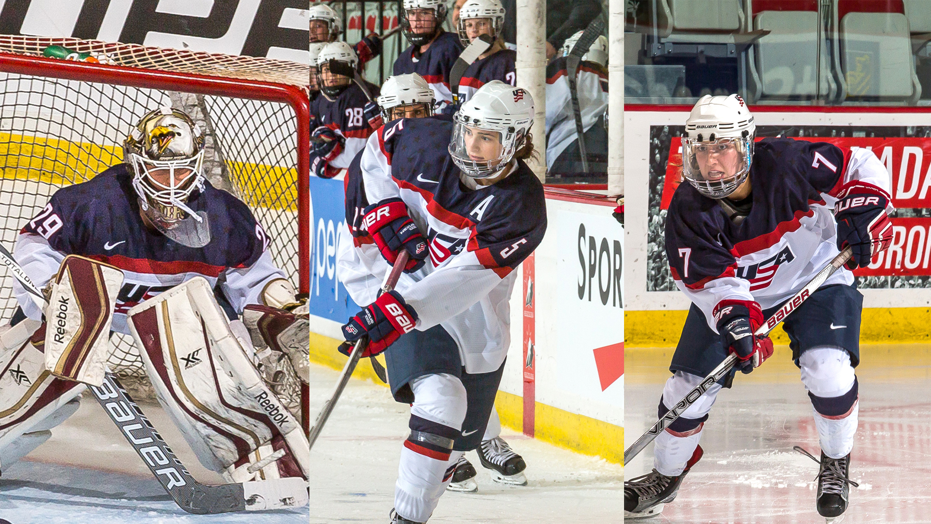 Three Current Eagles Headed To National Team Camp Boston College