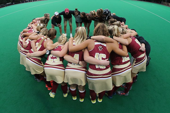 Eagles Fall at ACC Quarterfinals - Boston College