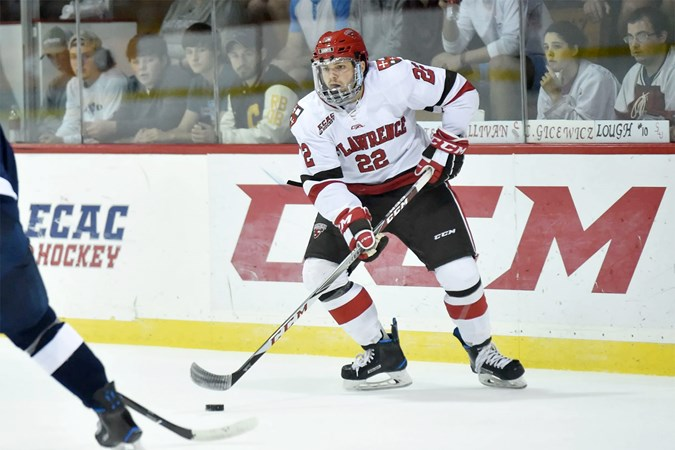 18d6899e4b2 Eagles Add Defenseman Ben Finkelstein to Roster - Boston College Athletics