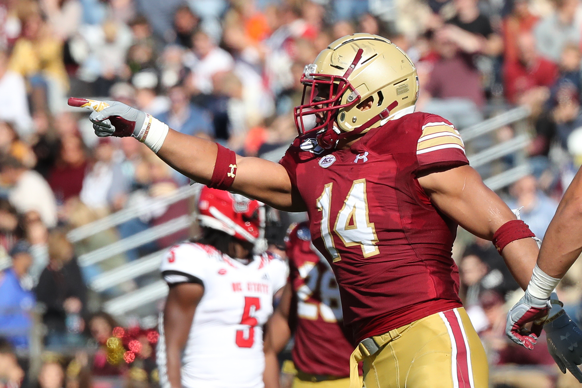 Week 11 Notes The Notre Dame Game Boston College Athletics