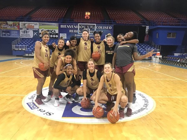 Puerto Rico Provides Necessary Team Building Before BC Heads to Northwestern