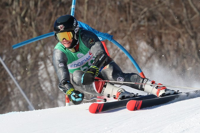 Taylor and Biele Earn Top-25 Finishes in Dartmouth Giant Slalom - Boston College Athletics