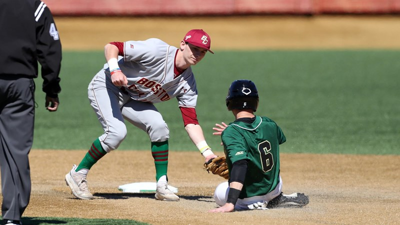 Boston College Taken Deep in Finale